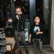 Shia + Hanno von Wastelandrebel zu Besuch in Frankfurt bei gramm.genau