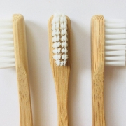 Plastikfreie Zahnbürste