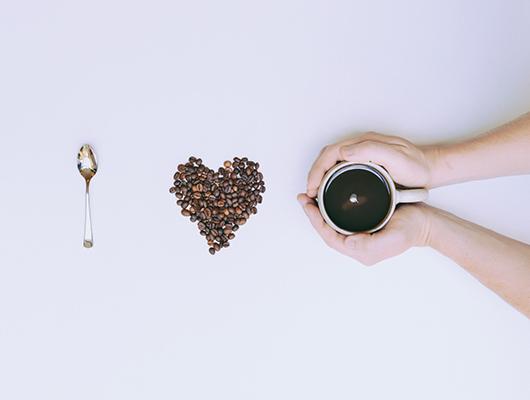 Kaffe hoch 2