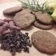 Kakaonibs Kekse Zitrone Rosmarin